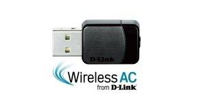 D-Link DWA-171 - Wireless AC DualBand USB Micro Adapter
