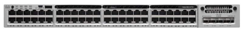 Cisco WS-C3850-48P-S - Catalyst 3850-48P-S Switch 48 ports L3 Managed