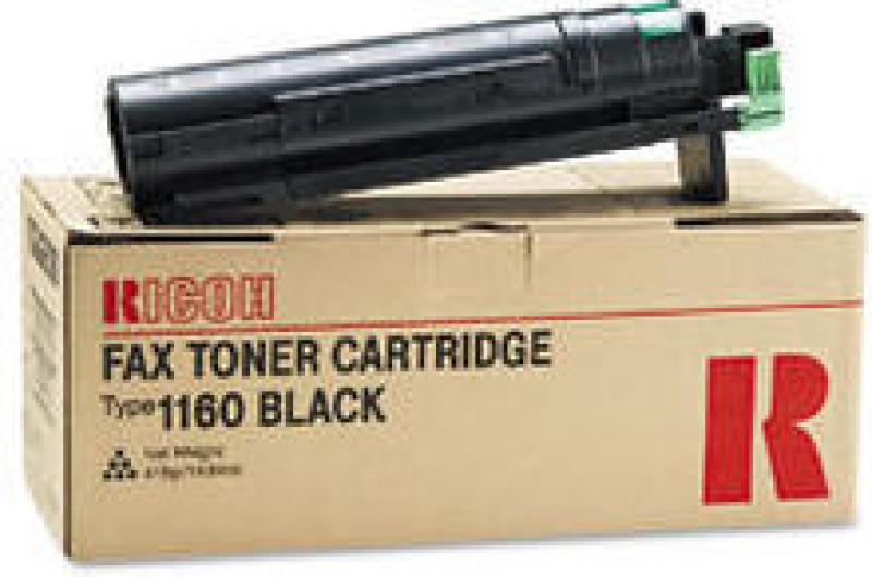 Ricoh 1195L Black Toner Cartridge