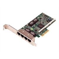 Dell Broadcom 5719 Quad Port 1Gb Network Interface Card (low profile)