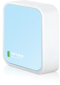 TP-Link TL-WR802N - 300Mbps Wireless Nano Router