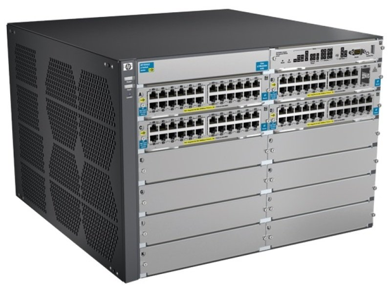 Hpe J9532a E5412 Switch L4 Managed Ebuyer