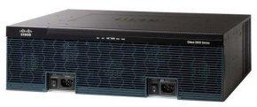 Cisco 3945 Voice Bundle - Router - voice / fax module - GigE