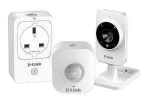 D-Link DCH-100KT/B Smart Home HD Starter Kit
