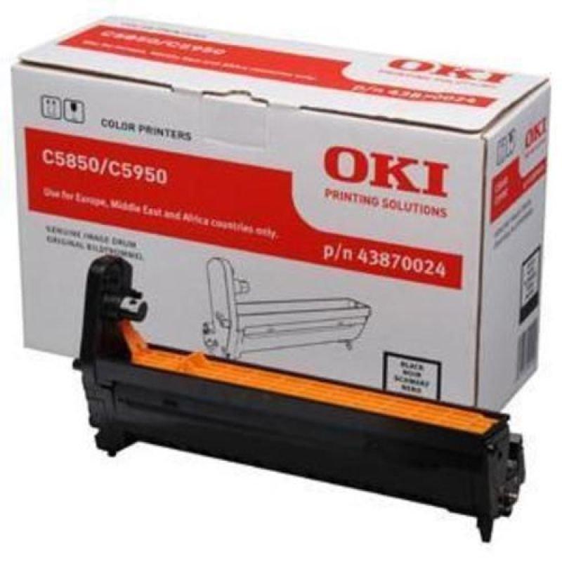 OKI C5650 Drum kit black