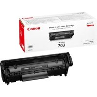 *Canon 703 Black Toner Cartridge