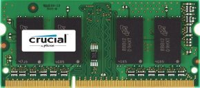 Crucial 4GB DDR3 1866 MT/s (PC3-14900) CL13 SODIMM 204pin 1.35V/1.5V Single Ranked