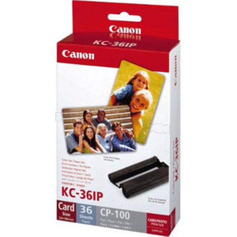 Canon KC 36IP Print cartridge / paper kit