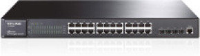 TP-Link TL-SG5428 JetStream 24-Port Gigabit L2 Managed Switch + 4 SFP