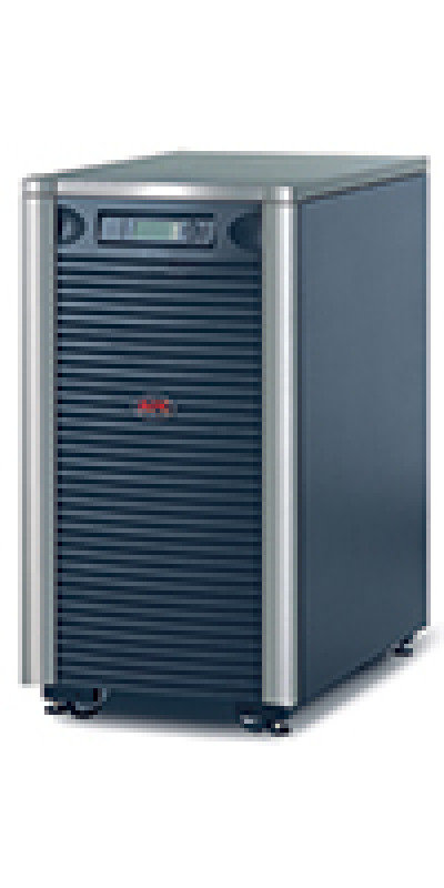 APC Symmetra LX 8kVA Scalable to 16kVA N+1 Ext. Run Tower, 220/230/240V or 380/400/415V
