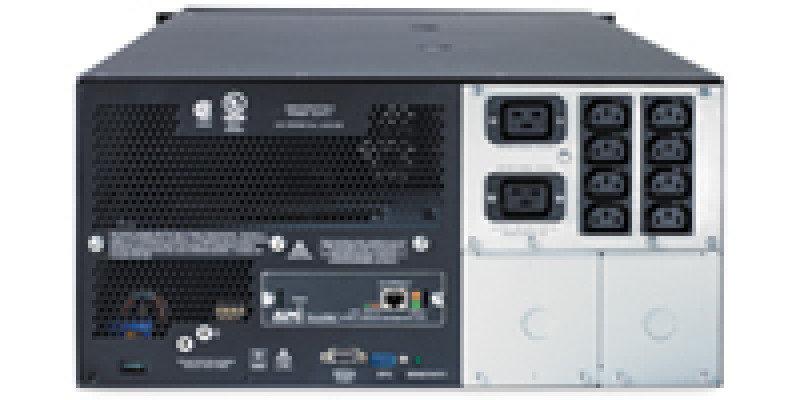 APC Smart-UPS 4000 Watts /5000 VA Input 230V 5U Rackmount/Tower