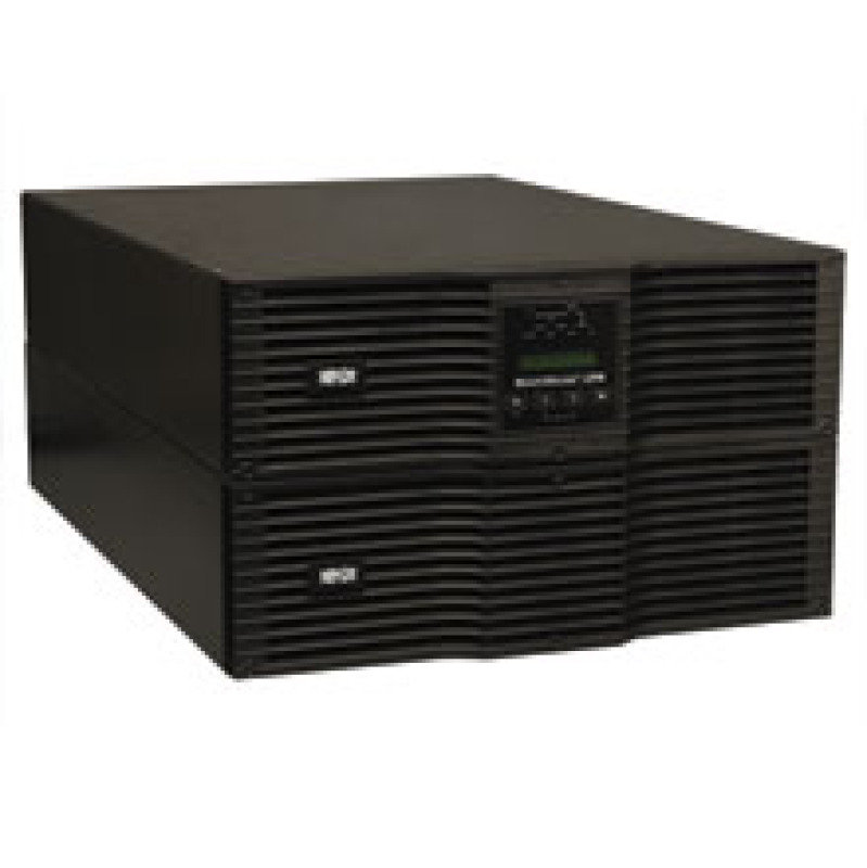 SmartOnline 208/240, 230V 10kVA 9kW Double-Conversion UPS, 6U Rack/Tower