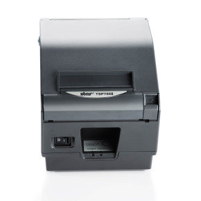 Star TSP743u Ii -24 High Speed Receipt Printer - Grey