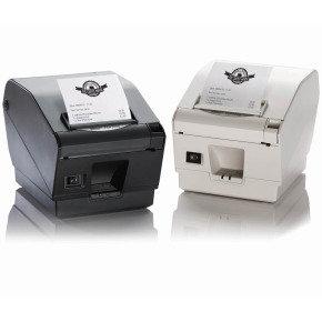 Star TSP743u Ii -24 High Speed Receipt Printer - White