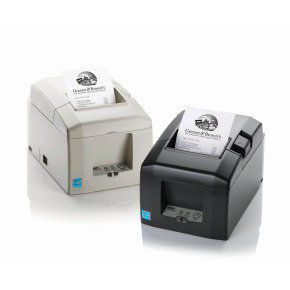 Star TSP654iic-24 High-spec Entry-level Receipt Printer - Grey