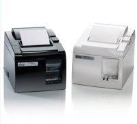 Star futurePRNT TSP143IIU ECO Direct Thermal Printer - Grey