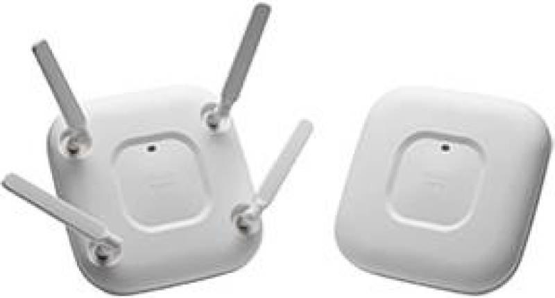 Cisco Aironet 3702i Controller-based - Radio Access Point - 802.11a/b/g/n/ac - Dual Band