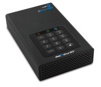 "iStorage IS-DA-256-6000 6TB diskAshur DT USB 3.0 256-bit 3.5"" Ext HDD"