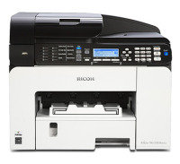 Ricoh Aficio SG 3100SNw All in One Geljet Printer