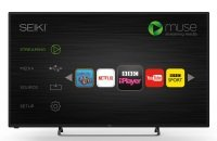 "Seiki 50"" Smart LED Freeview HD TV"