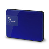 WD My Passport Ultra (New!) 1TB Blue