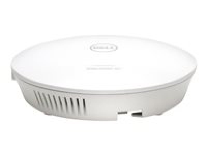 Dell SonicWALL SonicPoint ACi radio access point with SonicWALL 802.3at Gigabit PoE Injector