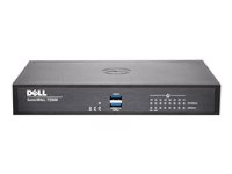 SonicWALL TZ500 Security appliance 8 ports 10Mb LAN, 100Mb LAN, GigE