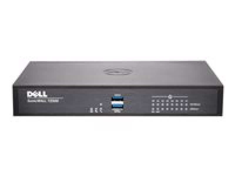 Dell SonicWALL TZ500 High Availability Security appliance 8 ports 10Mb LAN, 100Mb LAN, GigE