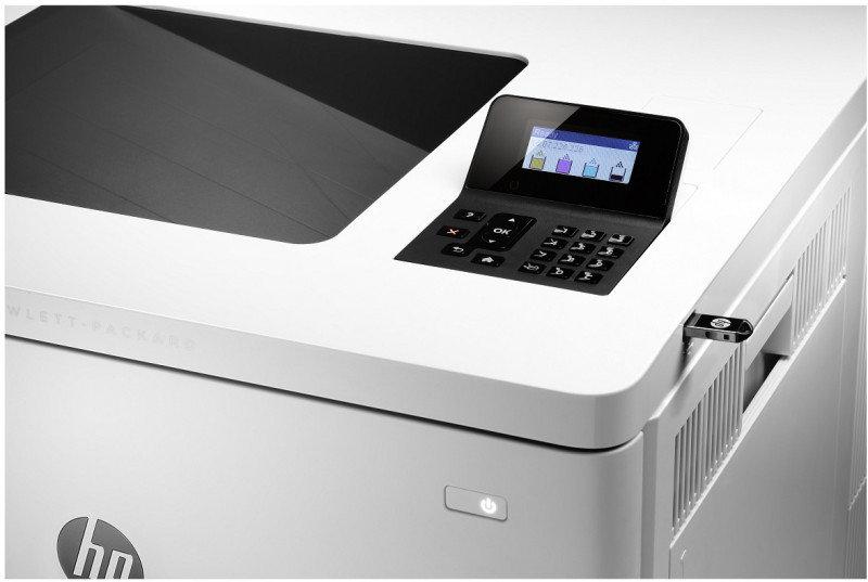 HP M553dn LaserJet Enterprise Colour Laser Printer