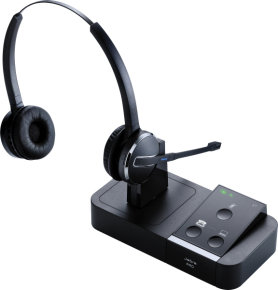 Jabra PRO 9450 Mono Flex Wireless Headset