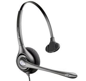Plantronics SupraPlus HW251N Monaural Headset
