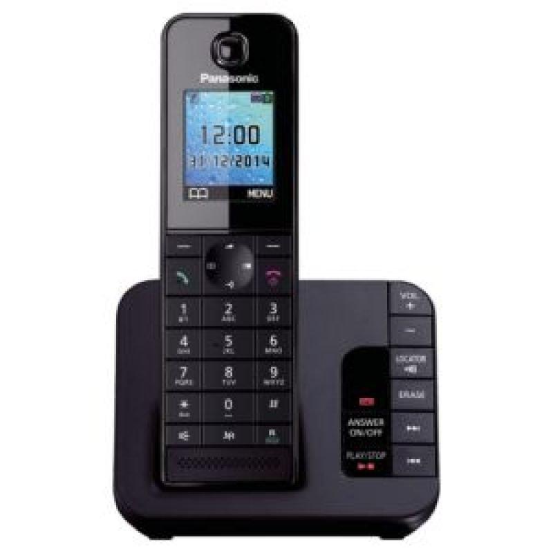 Panasonic KX-TGH220eb Single Dect Phone - Black