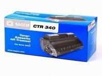 Sagem CTR340 Black Fax Toner