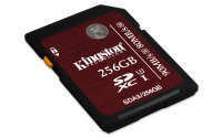 Kingston 256GB SDHC/SDXC UHS-I Memory Card