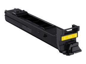 EXDISPLAY Konica Minolta TN-318Y (8K) Yellow Toner