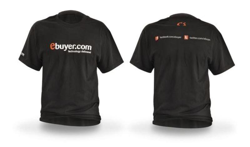 Ebuyer Unisex T-Shirt (Extra Large)