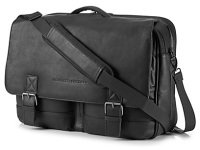 HP Executive Leather Messenger