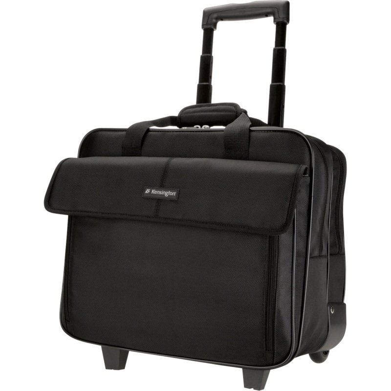 Kensington SP Classic Notebook Roller Case for up to 15.4&quot Laptops  Black