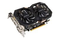 Gigabyte R7 370 Windforce OC 2GB GDDR5 Dual-Link DVI-I DVI-D HDMI DisplayPort PCI-E Graphics Card