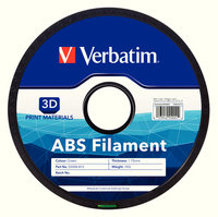 Verbatim ABS 1.75mm Filament 1kg - Green