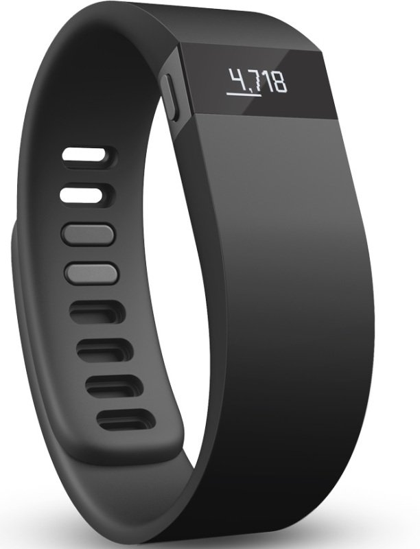 Image of FB404BKL - Fitbit Charge - Large Black