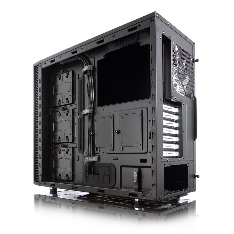 Fractal Design Define S Computer Chassis Without Side Window