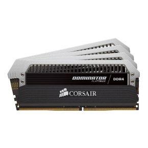 Corsair Dominator Platinum 32GB DDR4 (4x8GB Kit) 2800MHz C16 Memory Kit