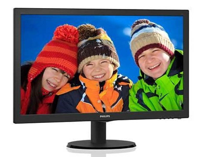 Philips 243V5QHAB/00 Full HD VGA HDMI Monitor