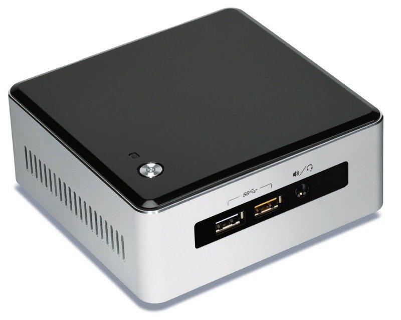 Intel Nuc NUC5I7RYH i75557U 3.1GHz Barebone