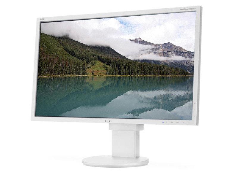 "NEC EA223WM 22"" LED DVI Monitor"