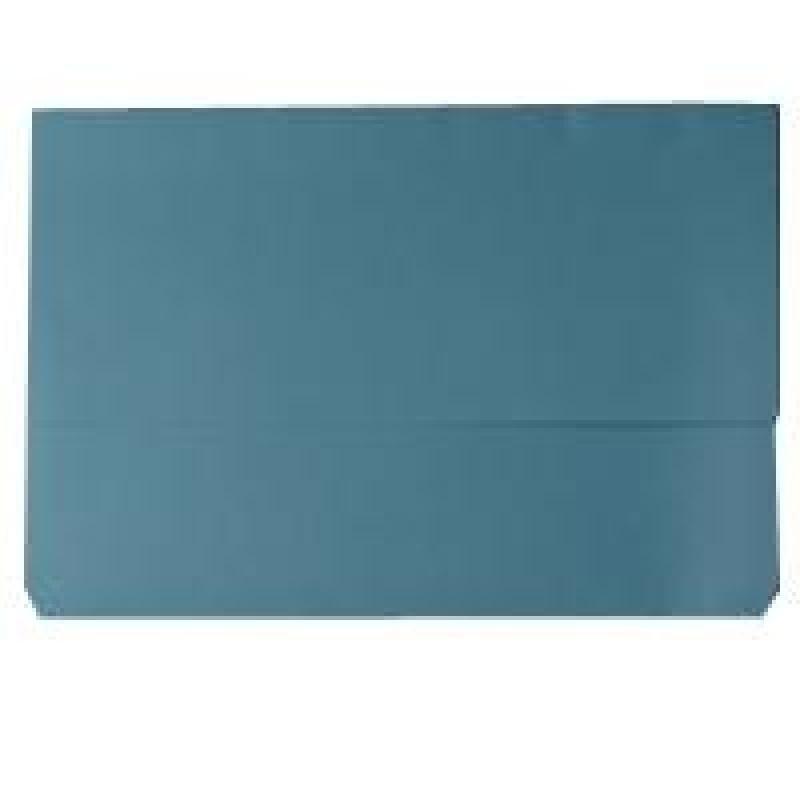 Value Document Wallet Foolscap Blue