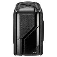 Aerocool GT-RS Mid Tower ATX Gaming Case 12cm USB3 Toolless. Black