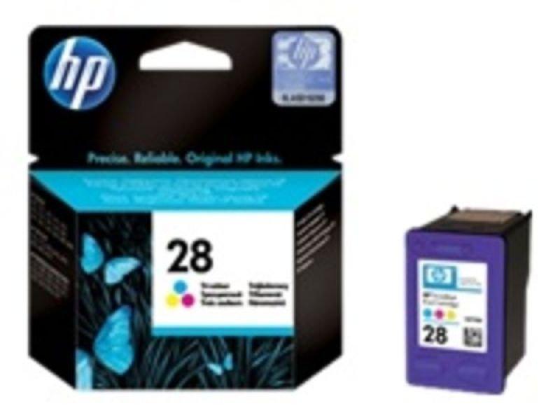 HP 28 Colour Inkjet Cartridge - C8728AE