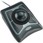 EXDISPLAY Kensington Optical Trackball Expert Mouse- USB/PS2